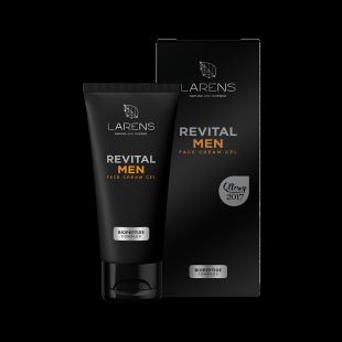 Larens Revital Men Face Cream Gel