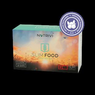 Nutrivi - Slim Food Classic - acai