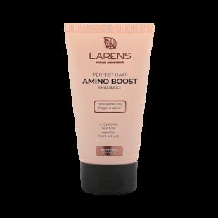 Larens Amino Boost - szampon do włosów proteinami