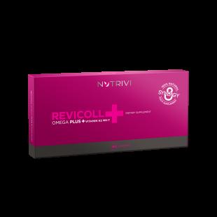 Nutrivi Revicoll Omega Plus + Vitamin K2MK7